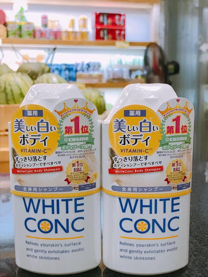 sua-sua-tam-white-conc-chinh-hang